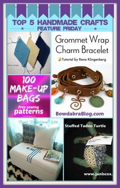 Top 5 DIY Craft Projects – Feature Friday Favorite Five