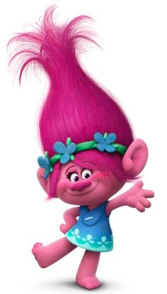 Poppy from Trolls® absolutely love her ♥