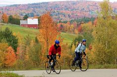 Vermont Bike Tour | Vermont | 6 days, 5 nights | Trips available July/Aug/Sept/Oct