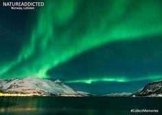 #northernlights #norway #lofoten #naturesbeauty #travel #collectmemories #natureaddicted