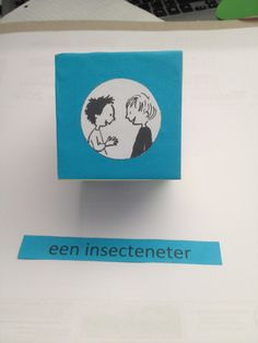 """Spel woorden: """"Ik begrijp je niet..."""" (Gooi je deze picto met de dobbelsteen? Dan moet je het woord dat op je getrokken kaartje staat, uitleggen aan de andere leerlingen. Let op: in je uitleg mag je het woord niet zeggen!)"""