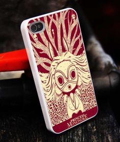 Princess Mononoke iPhone 5S caseiphone 5 by tigerredcase on Etsy, $14.97