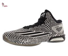 Boost Adidas Crazy Light (12, blanc / argent / noir (s85472)) - Chaussures adidas (*Partner-Link)