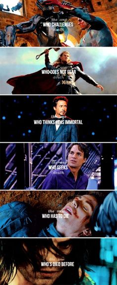 The feels with Banner, Steve and Bucky ❤❤❤