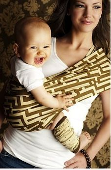 FREE Baby Sling! {just pay s/h} at TheFrugalGirls.com #baby #slings