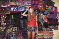 """For Love & Lemons Spring 2014 """"Land Of Eternal Spring"""" Collection - The Cool Hour 