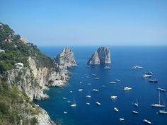 Capri in Isola di Capri, Campania