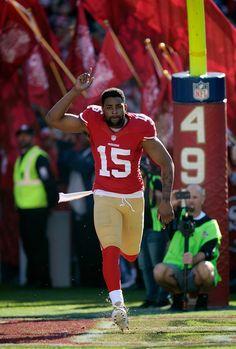 Michael Crabtree Pictures - St Louis Rams v San Francisco 49ers - Zimbio