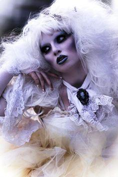 Halloween Ghost Makeup