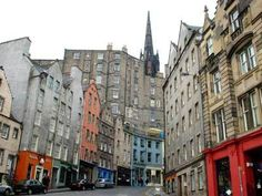 Edinburgh by Lily Hainey