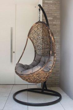 ערסל – כיף לבלות בגינה! Hanging Chair, Garden, Furniture, Home Decor, Hammock Chair, Garten, Decoration Home, Room Decor, Gardens