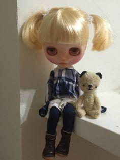 *sayuli* カスタム ブライス Blythe Doll_画像2