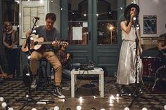 Älskar Music @Dworzec Nadodrze Aleksandra Gierok and Maciej Knop