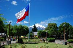 Villarrica Volcano, Pucon, Chile