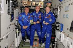 Long Live Orthodoxy .May the Space Station be blessed.