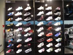 Local exclusivo Adidas