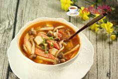 教你一道簡單好喝的湯,酸甜開胃好吃養生還便宜,3分鐘就能上桌