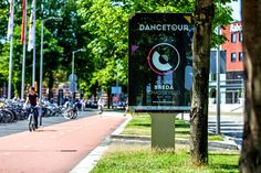 Dancetour by STUDIO FRAAJ