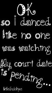 They said to dance...                                                                                                                                                                                 More
