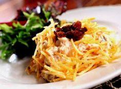 Salpicão de Natal tradicional! #brasil #natal #receitas #ceia #dezembro #comida #jantar #christmas #recipe #dinner #december #food #salad #salada #healthy #saudavel #chicken #frango #salpicao