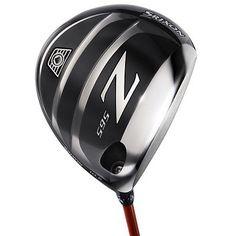 Left Handed Srixon Golf Clubs Z-565 9.5 Driver Stiff Excellent