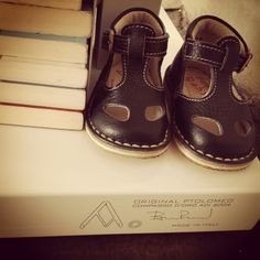 """""""It's essential, as it were, be born again, having to look at one's own ancient ideas as at one's own baby shoes"""" - #Goethe, Italian Journey - Starring #Ptolomeo #bookcase by #OpinionCiatti and #BabyShoes"""