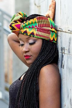 72 Box Braids Hairstyles with Instructions and Images