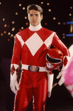 Jason, the first leader of the Power Rangers and best leader of all the power ranger teams!