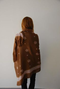 The Ultimate Summer Wrap, via Remodelista - cashmere and linen Summer Wraps, India Fashion, Keep Warm, Shawl, Cashmere, Fur Coat, India Style, Women Wear, Textiles