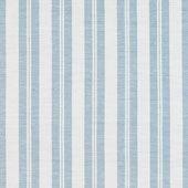Table Clothe fabric Fabric-A17-True-Blue-Ticking-Stripe £25/m
