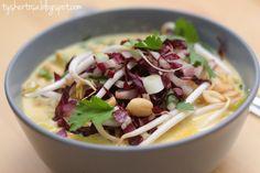 mammalivet i Berlin: Vegan Thai Curry