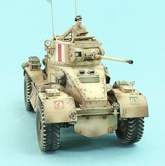 AEC Mk.1 Armoured car