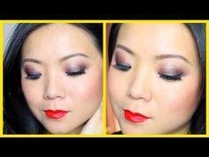 FALL Makeup Tutorial: Bombshell Smokey Eyes - YouTube wet n wild comfort zone