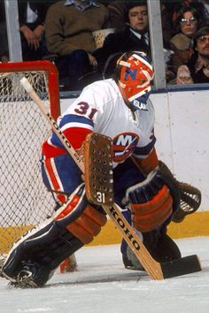.Billy Smith - New York Islanders