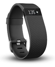 Fitbit Charge HR Wireless Activity Wristband, Black, Large -   - http://sportschasing.com/sports-outdoors/fitbit-charge-hr-wireless-activity-wristband-black-large-com/
