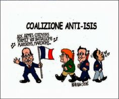 Coalizione Anti-Isis | il Giornale 27 novembre 2015