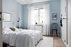 28 Best Dark blue bedrooms images | Dark blue bedrooms, Blue ...