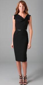 Classic LBD: the Jackie O dress by Black Halo