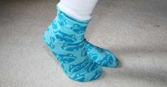 Mama Nähblog: Sockenschnittmuster