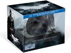 Se confirma la edición máscara de El Caballero Oscuro: La Leyenda Renace