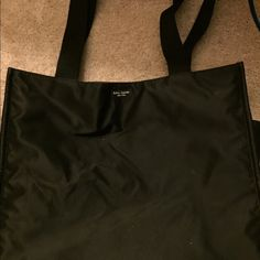 Authentic Kate Spade Carry All Tote Carry all tote to used to carry miscellaneous items or just as a fashionable purse. kate spade Bags Totes