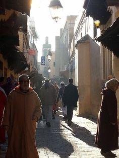 #OldMedina #Fez by Hajar Chraibi