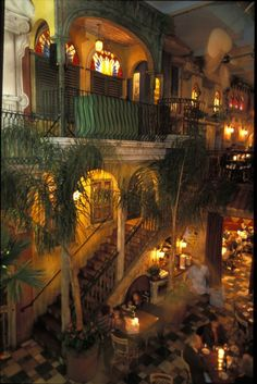 Cuba Libre Restaurant and Rum Bar, located in Old City Philadelphia, evokes old Havana with its authentic cuisine and colorful indoor courtyard.