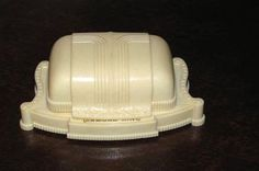 Vintage Art Deco Celluloid Ring Case Box Very Ornate Near Mint Casket Style | eBay