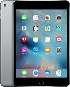 Uusi iPad mini 4 on täynnä edistyksellistä teknologiaa, kuten Touch ID -sormenjälkitunnistin.