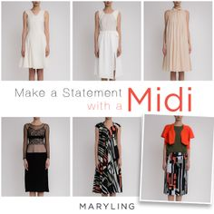Make a statement with a Midi