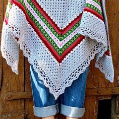 The story of the Nordic Shawl