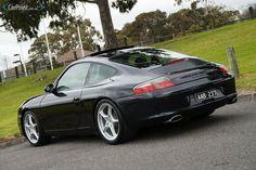 2003 Porsche 911 Carrera 996 Auto MY03