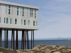 19 Must Experience Sights and Attractions in Newfoundland - TripsToDiscover Fogo Island Inn, Newfoundland And Labrador, Space Architecture, Boat Tours, Hiking Trails, Continents, Attraction, National Parks, Scenery