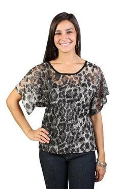 Tribal print peasant top forever21 f21contemporary style